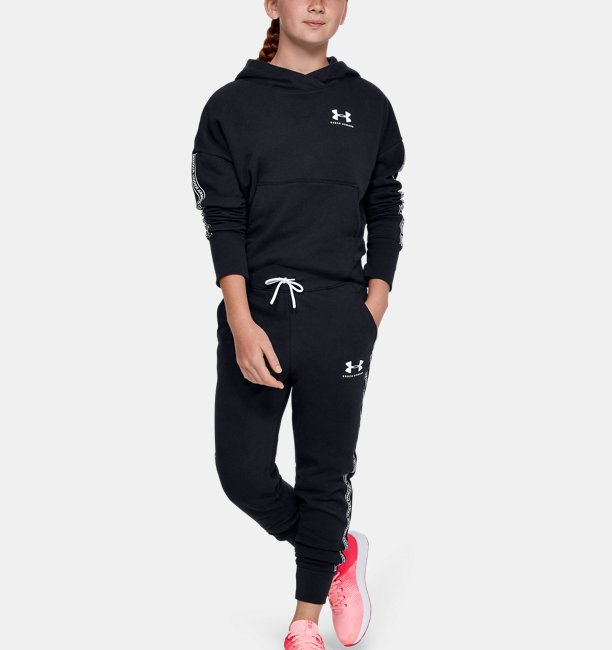 Girls UA Sportstyle Fleece Pants