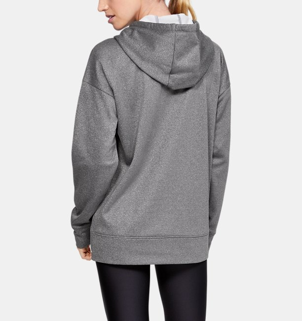 Womens Armour Fleece® Chenille Logo Hoodie