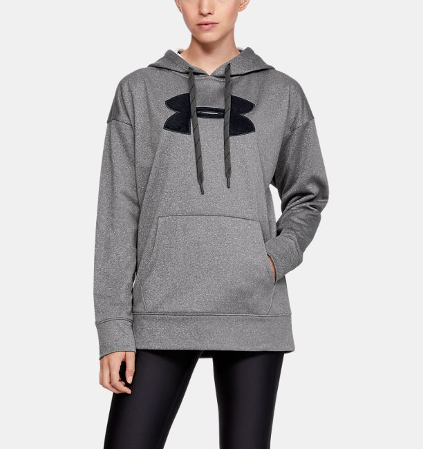 Women's Armour Fleece® Chenille Logo Hoodie