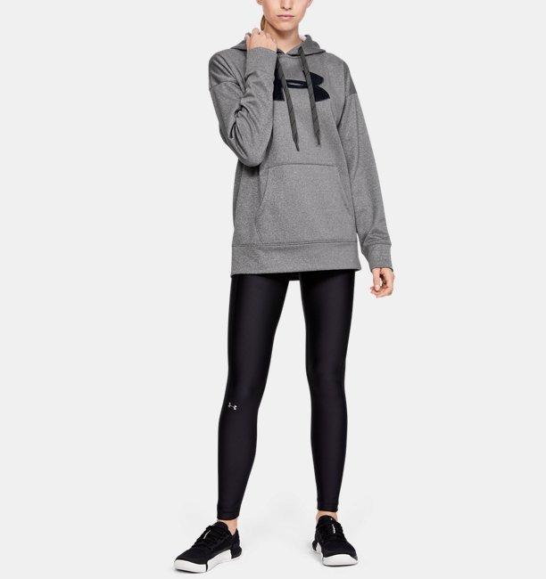 Womens Armour Fleece® Chenille Logo Hoodie