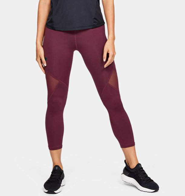 Womens UA RUSH Crop