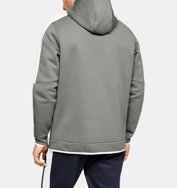 Mens UA RECOVER™ Fleece Full Zip