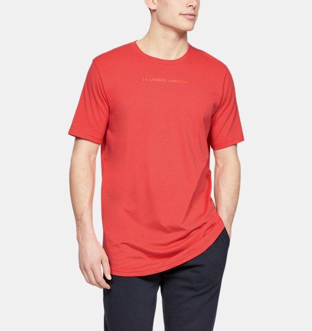 Camiseta UA Shaped Graphic Masculina