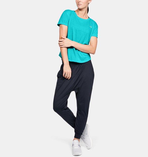 Womens UA Whisperlight Mesh Short Sleeve