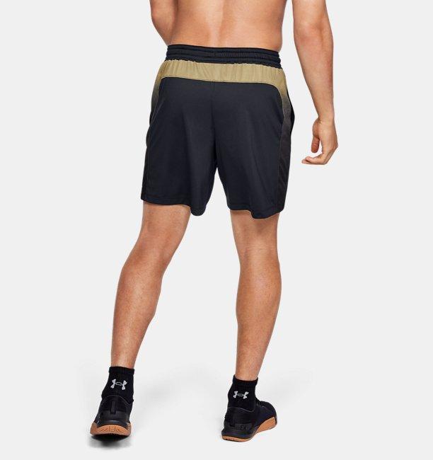 Mens UA MK-1 Sublimated 7 Shorts