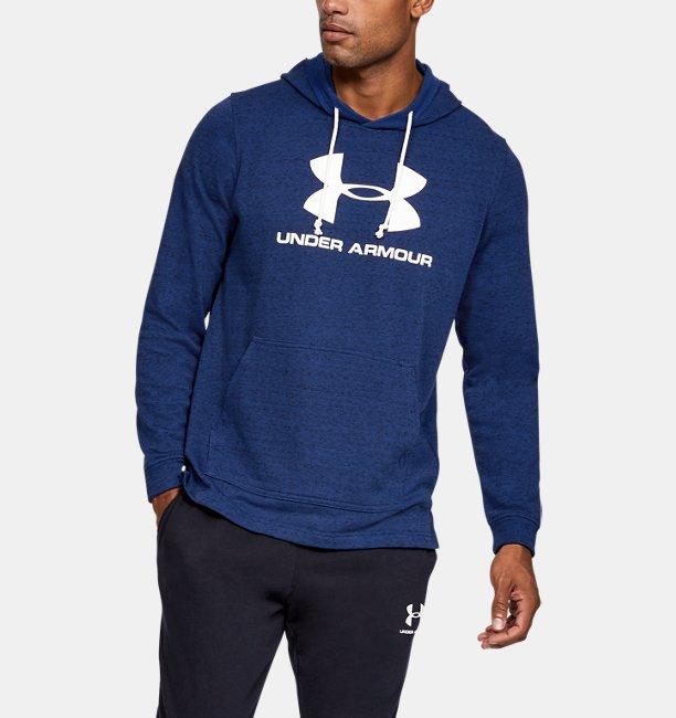 Sudadera con capucha UA Sportstyle Terry Logo para hombre