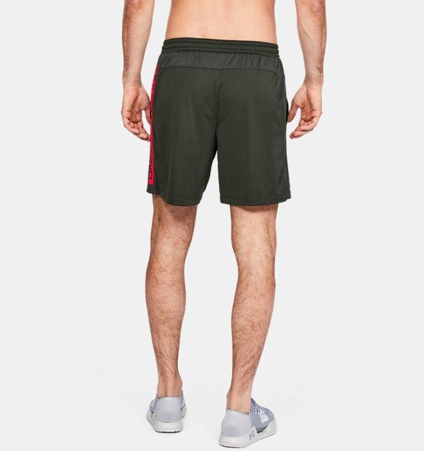 Mens UA MK-1 Wordmark 7 Shorts