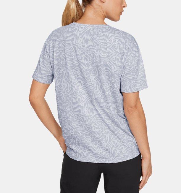 Womens UA Unstoppable Short Sleeve