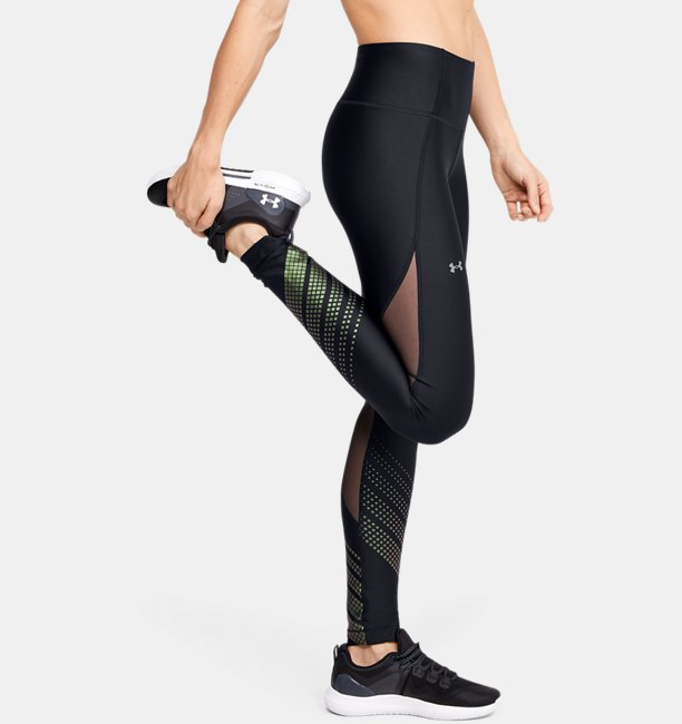Womens HeatGear® Armour Ombre Leggings