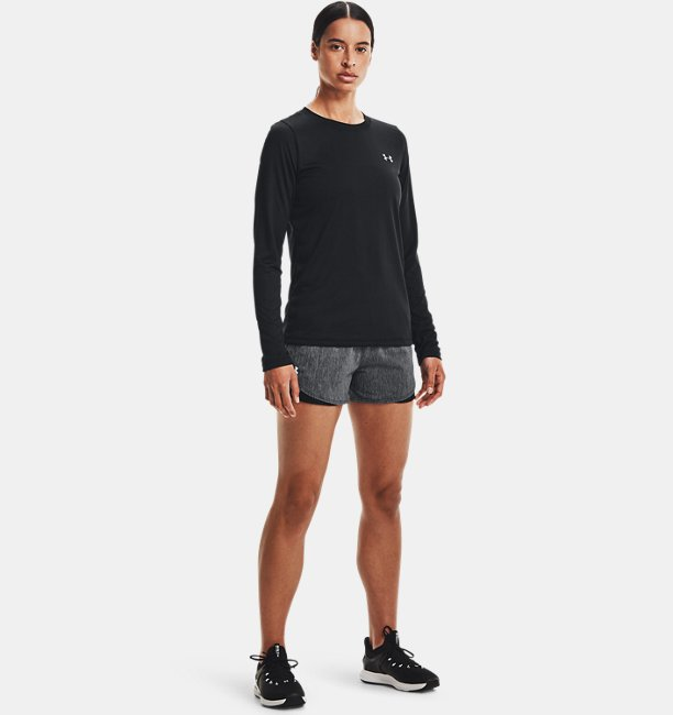 Womens UA Play Up Shorts 3.0 Twist