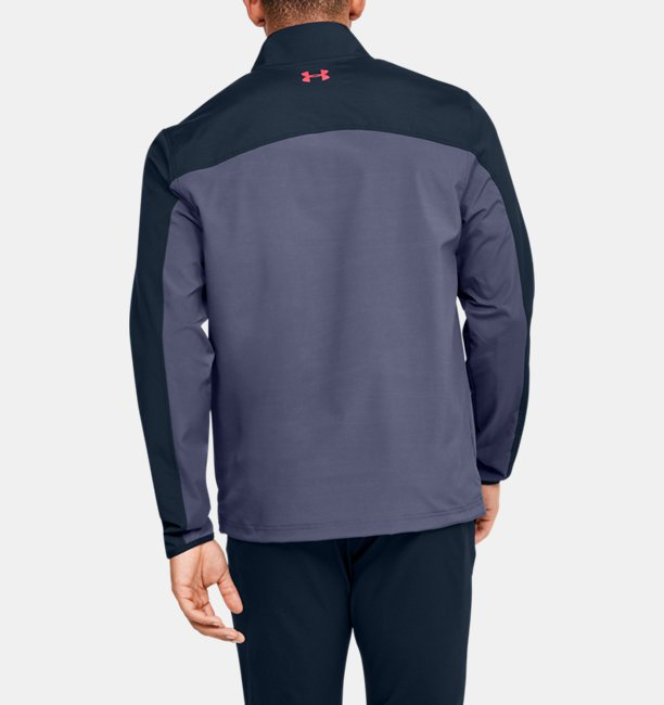 Mens UA Storm Windstrike ½ Zip
