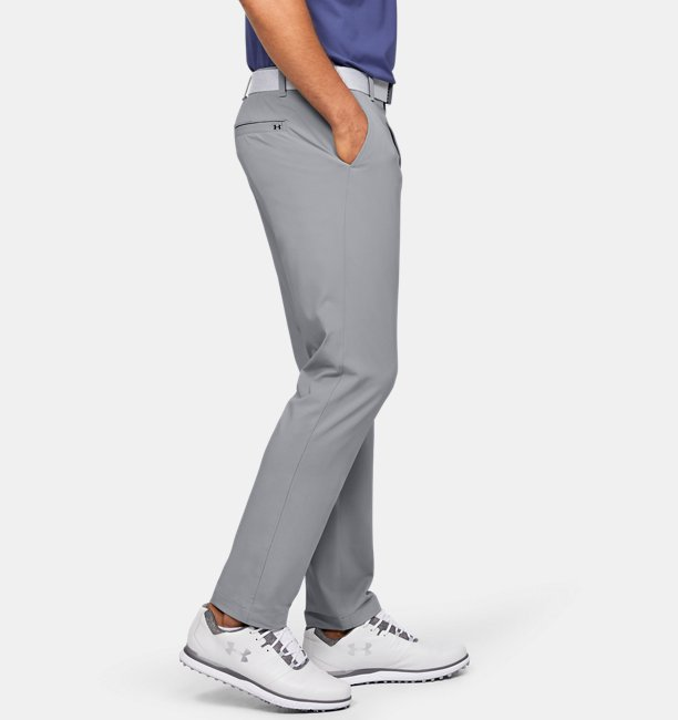 Mens UA Iso-Chill Tapered Trousers