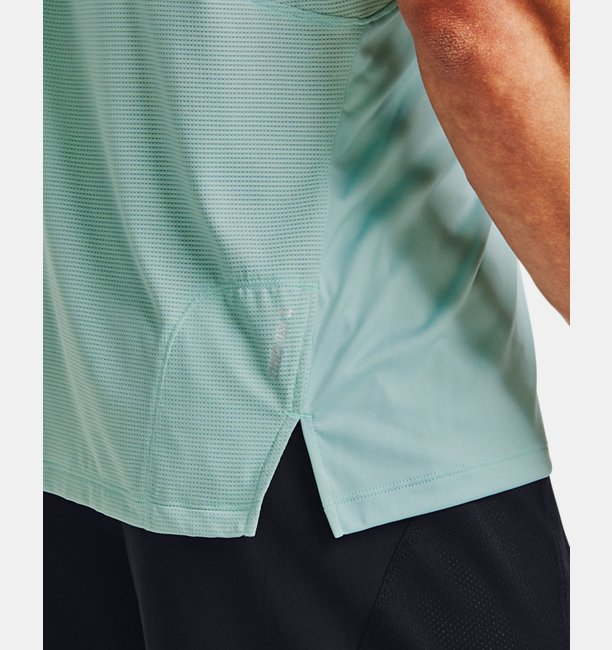 Mens UA Qualifier Iso-Chill Run Singlet