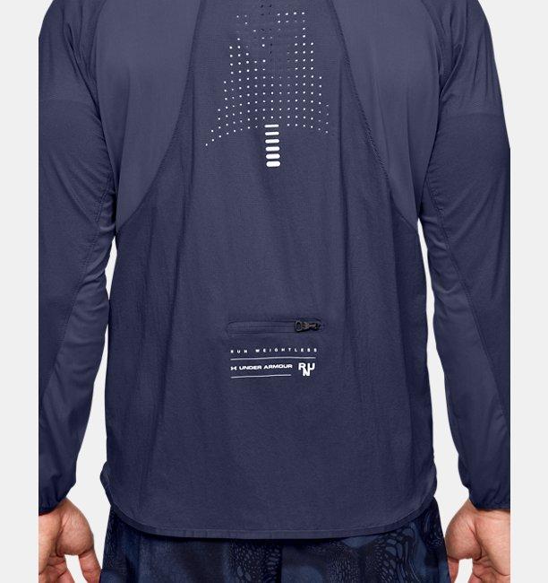 Herren UA Qualifier Weightless Verstaubare Jacke