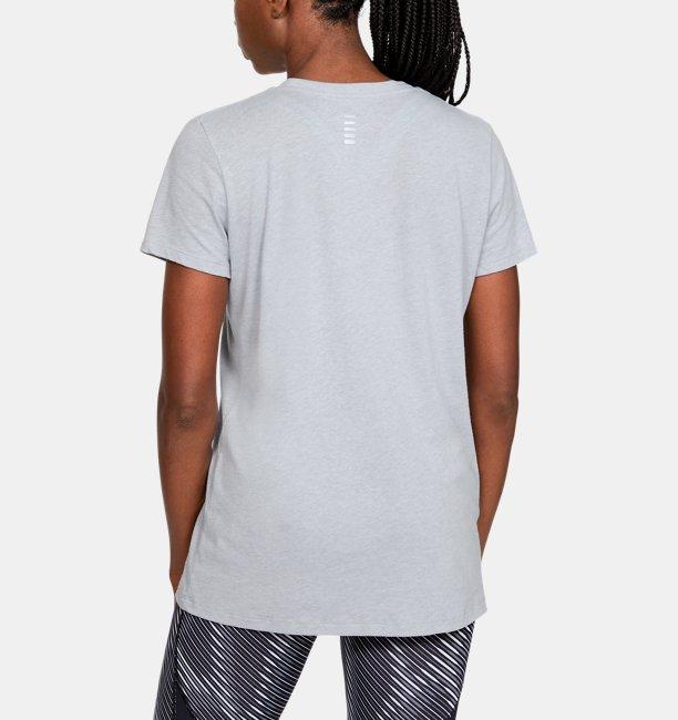 Camiseta de Corrida Feminina Under Armour Love Run Another