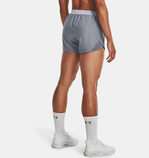 Womens UA Fly-By 2.0 Shorts