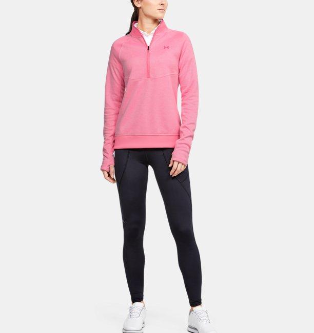 Womens UA Storm SweaterFleece ½ Zip