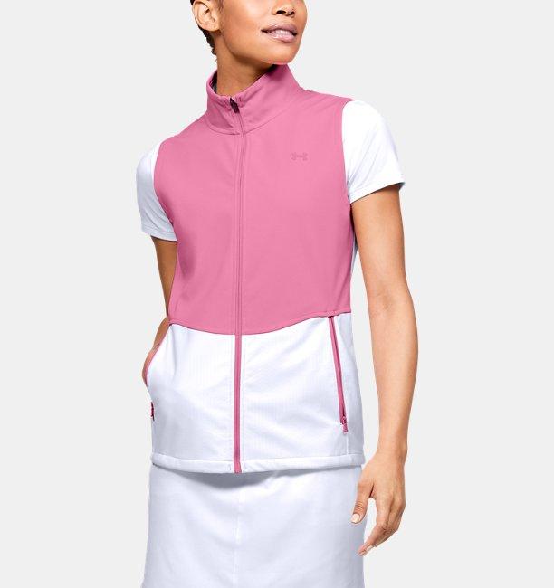 Womens UA Soft Shell Vest