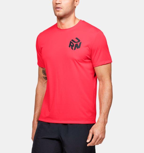 Mens UA Get Out & Run T-Shirt