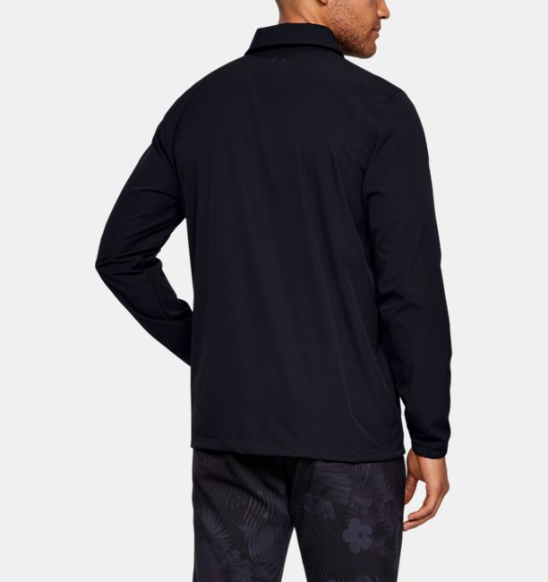 Mens UA Range Unlimited Wind Jacket