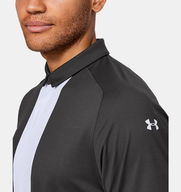 Mens UA Range Unlimited Iso-Chill Streamlined Polo *Ships 11/13/2019*