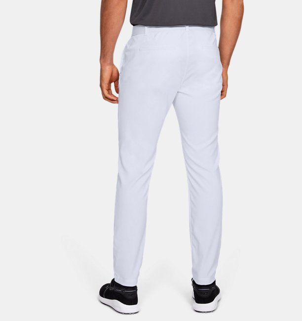 Mens UA Range Unlimited Slim Taper Pants