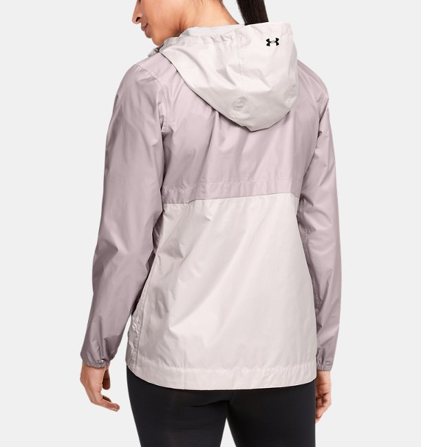 Womens UA Cloudstrike Shell Jacket