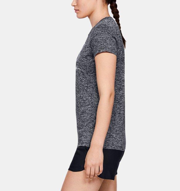 UAテック ショートスリーブ クルー ネック(トレーニング/Tシャツ/WOMEN)