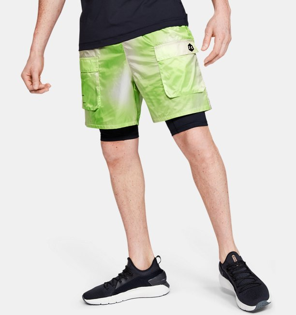 Mens UA Always On Recover Shorts
