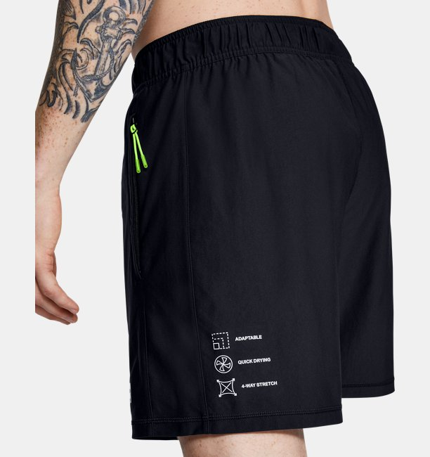 Mens UA Always On Balance Shorts