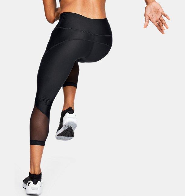 Dameslegging Project Rock HeatGear® Armour Mesh Ankle Crop