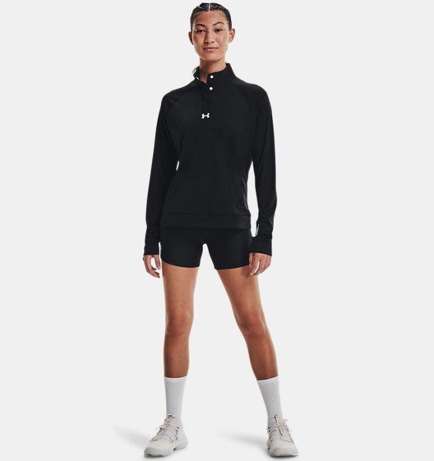Shorts de 10cm UA Team Shorty para Mujer