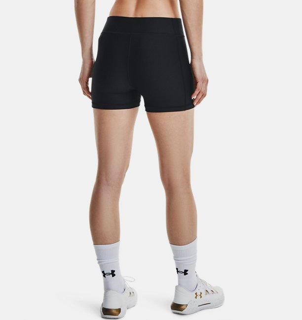 Womens UA Team Shorty Shorts