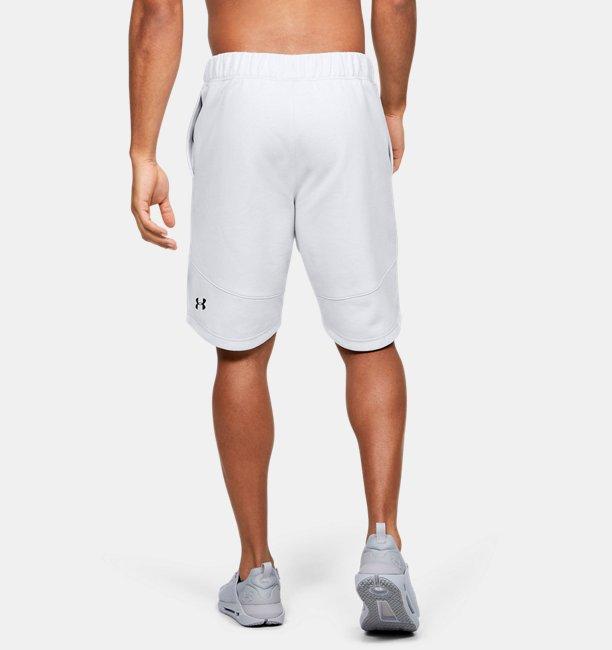 Mens UA Baseline Fleece Shorts