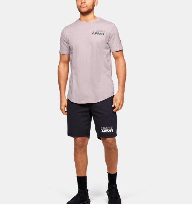 Mens UA Baseline Photoreal T-Shirt T