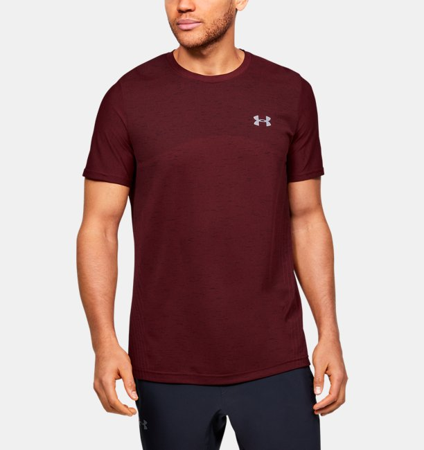 Men's UA Seamless Short Sleeve