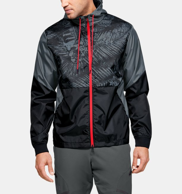 Chamarra Project Rock Legacy Windbreaker para Hombre