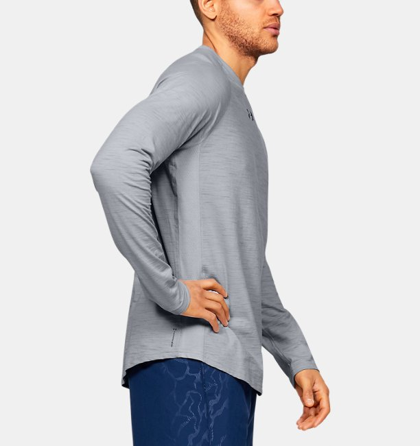 Mens Charged Cotton® Long Sleeve
