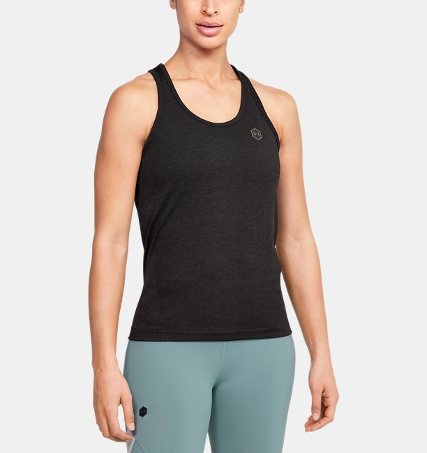 Womens UA RUSH™ Seamless Tank
