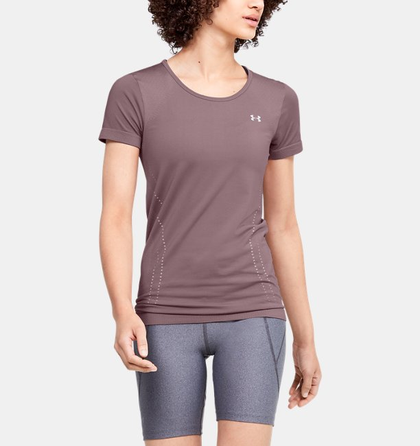 Women's UA Seamless Short Sleeve