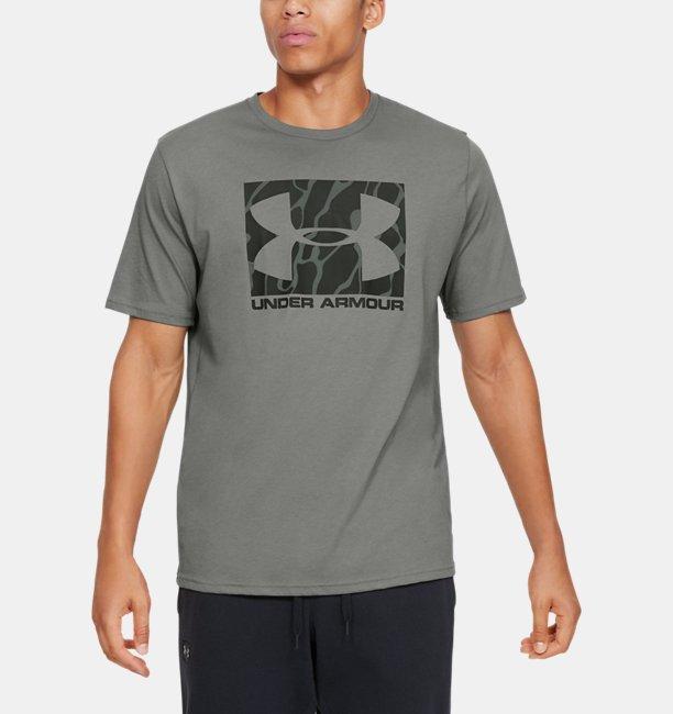 UAボックス スポーツスタイル カモ フィル ショートスリーブ(トレーニング/MEN)