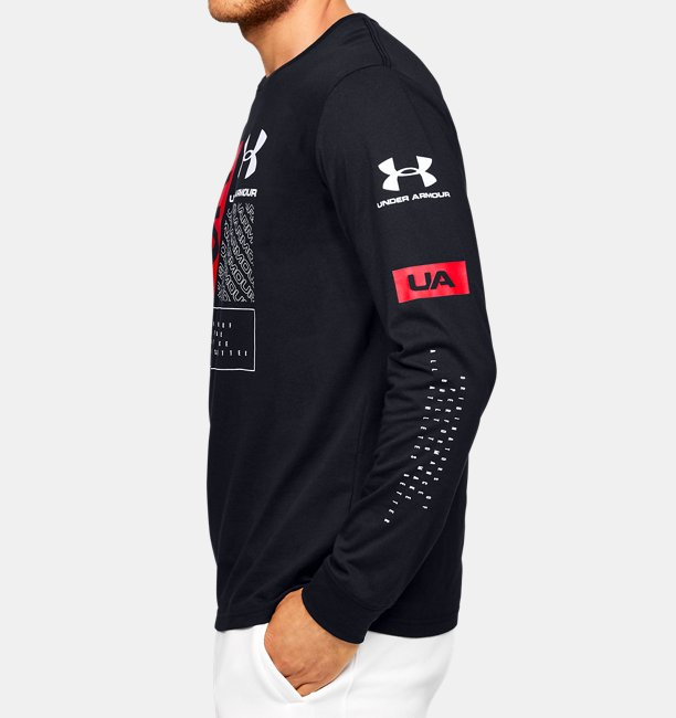 Mens UA Multi Long Sleeve