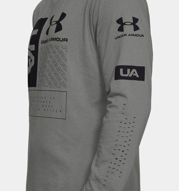 Mens UA Multi Long Sleeve