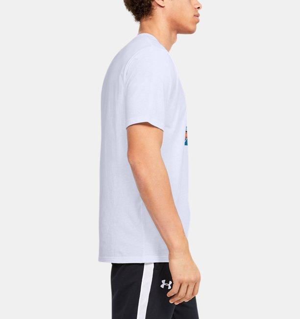 UAバスケットボール コート ショートスリーブ(トレーニング/MEN)