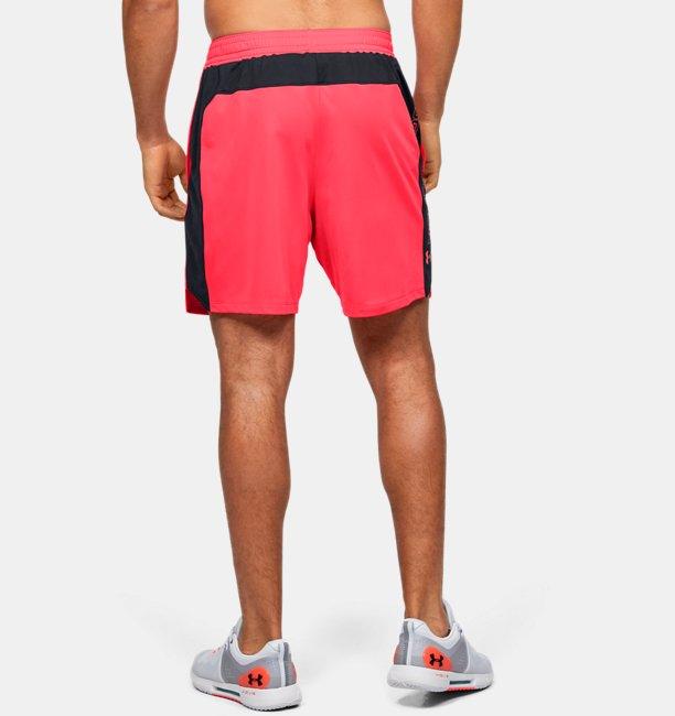 Mens UA MK-1 Graphic 7 Shorts