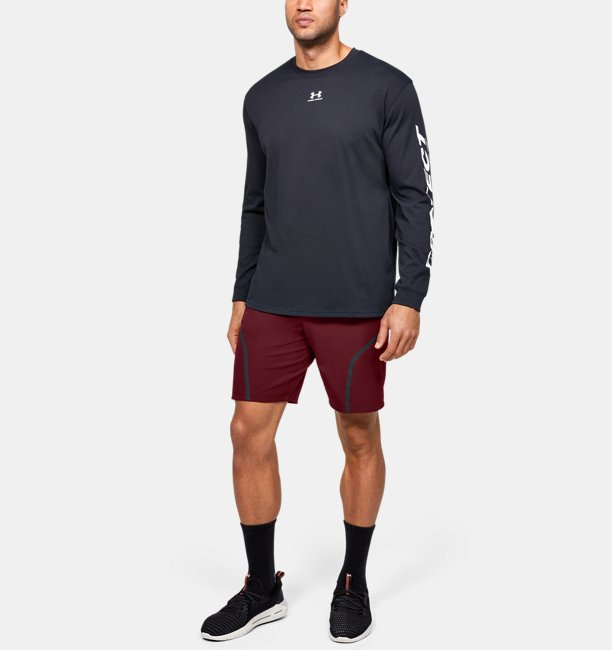 Mens UA Unstoppable Shorts