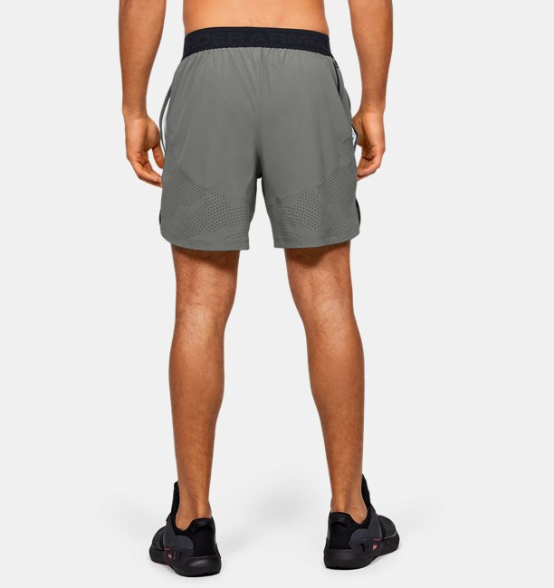 Mens UA Stretch Woven Shorts