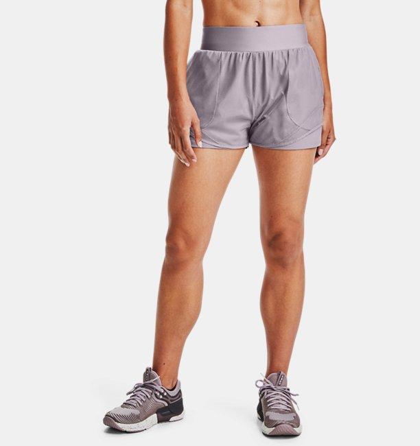 Women's UA Warrior Mesh Shorts