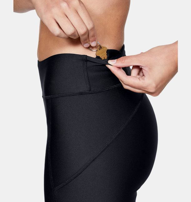 Womens HeatGear® Armour Bike Shorts