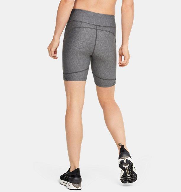 Womens HeatGear® Armour Bike Shorts